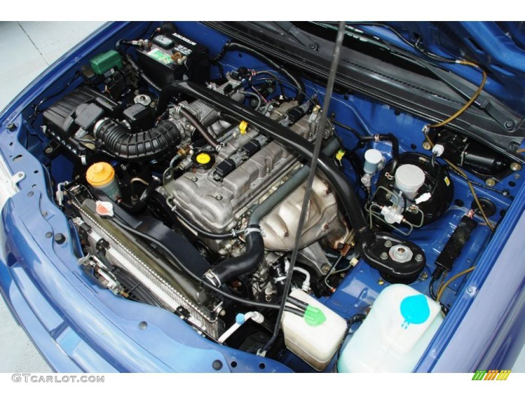 Suzuki Esteem Transmission
