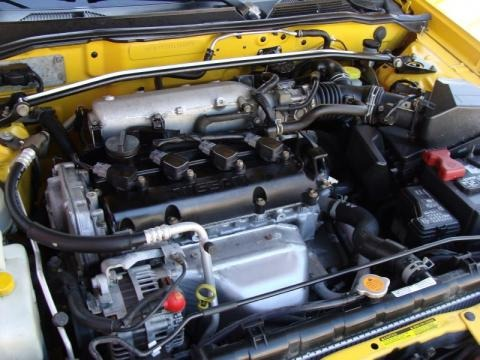 More 2005 Nissan Sentra SE-R Spec V Engine Photos