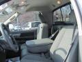 2008 Bright Silver Metallic Dodge Ram 1500 SLT Regular Cab  photo #6