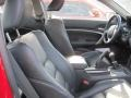 Black 2008 Honda Accord EX-L Coupe Interior