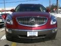 2009 Red Jewel Tintcoat Buick Enclave CXL AWD  photo #2