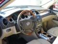 2009 Red Jewel Tintcoat Buick Enclave CXL AWD  photo #11