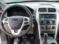 Medium Light Stone Dashboard Photo for 2011 Ford Explorer #43887800