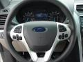 Medium Light Stone Steering Wheel Photo for 2011 Ford Explorer #43887887