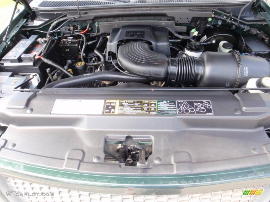 2001 Ford F150 Xlt Supercab 5 4 Liter Sohc 16 Valve Triton