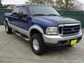 Sonic Blue Metallic 2003 Ford F250 Super Duty Gallery