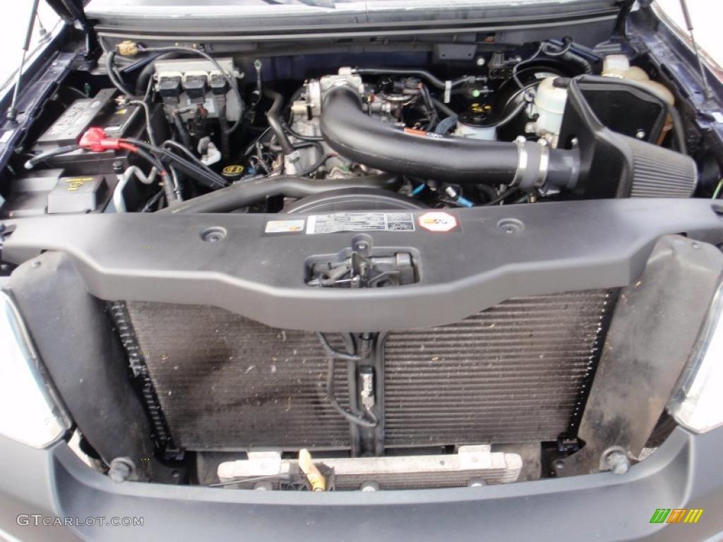 2005 Ford F150 King Ranch V8 54 Trans Oil Cooler Diagram