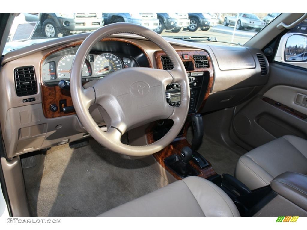 2000 Toyota 4runner Limited 4x4 Interior Photo 43896717