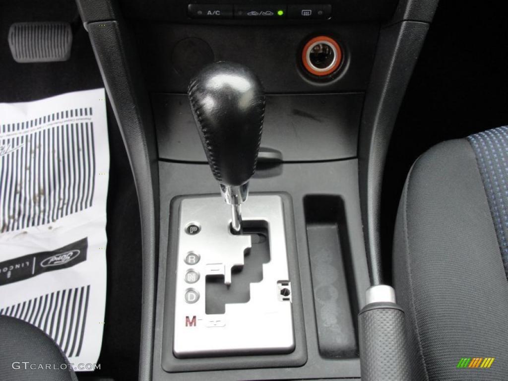 2005 mazda mazda3 s hatchback 4 speed automatic. Black Bedroom Furniture Sets. Home Design Ideas