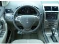 Dashboard of 2011 MKX FWD