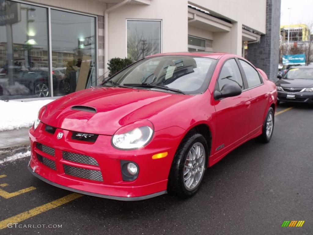 flame red 2005 dodge neon srt 4 acr exterior photo 43918250. Black Bedroom Furniture Sets. Home Design Ideas