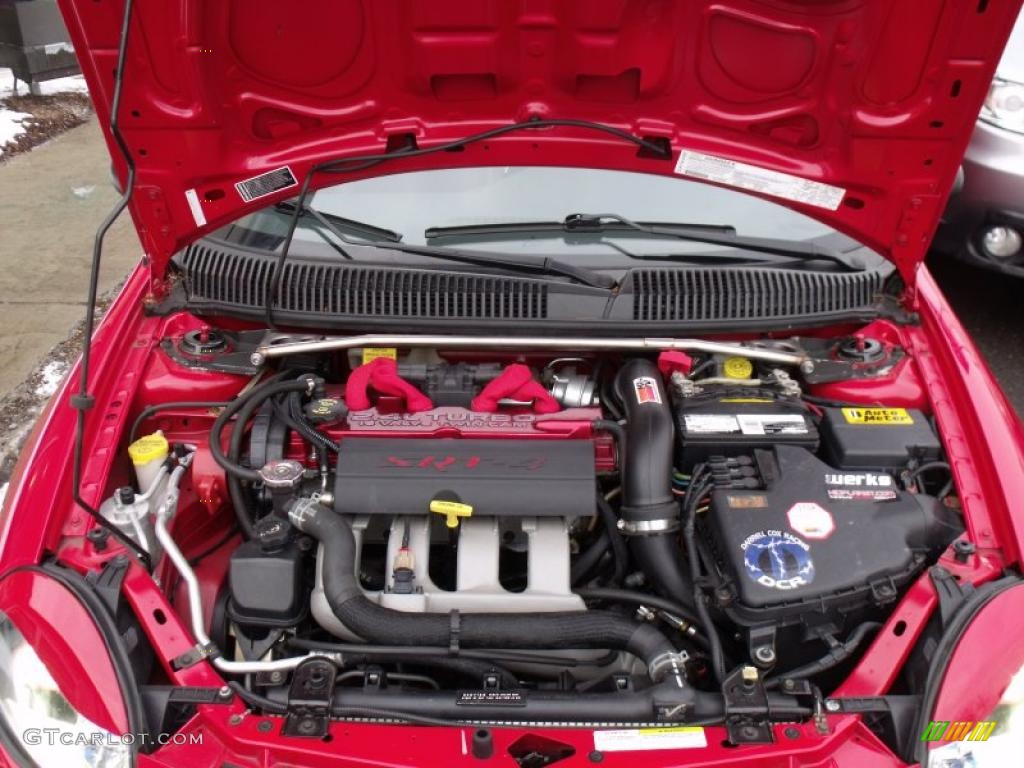 2005 dodge neon srt 4 acr engine photos