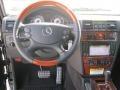 Dashboard of 2011 G 55 AMG