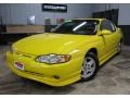 Competition Yellow 2003 Chevrolet Monte Carlo Gallery