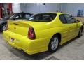 Competition Yellow 2003 Chevrolet Monte Carlo SS Exterior
