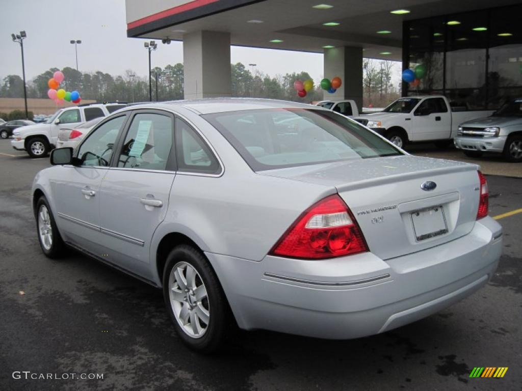 ford five hundred manual
