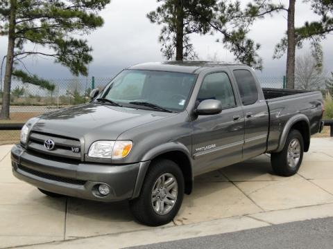 2005 Toyota Tundra Limited Access Cab Data, Info and Specs