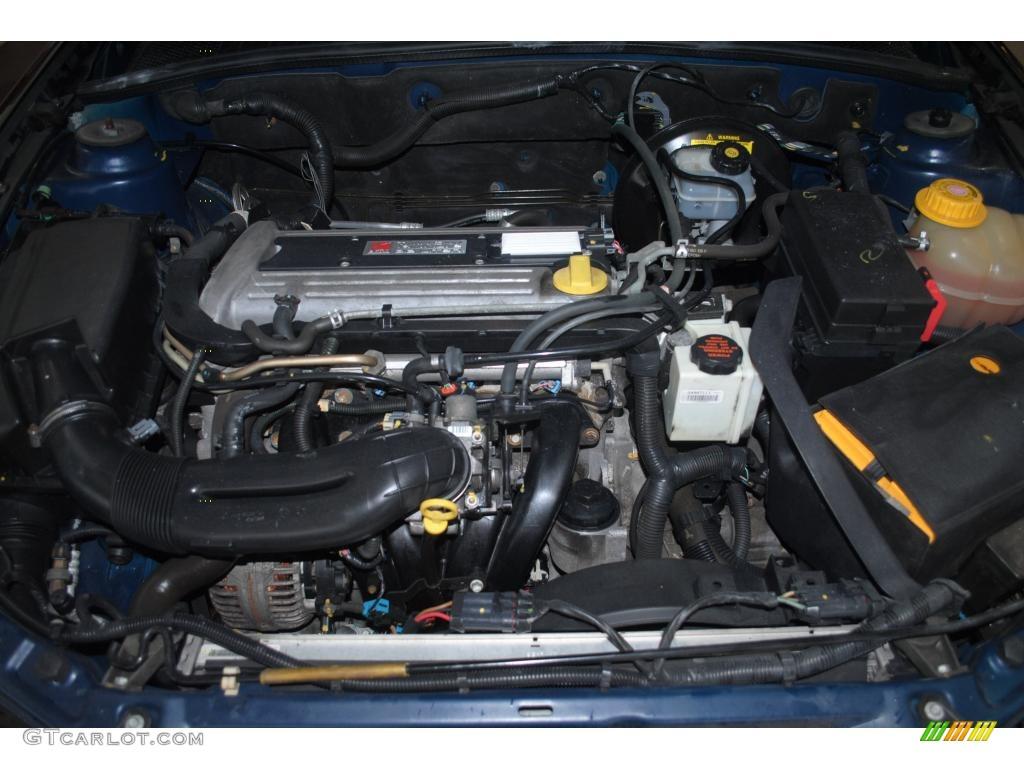 2001 saturn l series l200 sedan 2 2 liter dohc 16 valve 4 cylinder engine photo 43941639