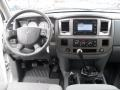 Medium Slate Gray Dashboard Photo for 2007 Dodge Ram 3500 #43946671