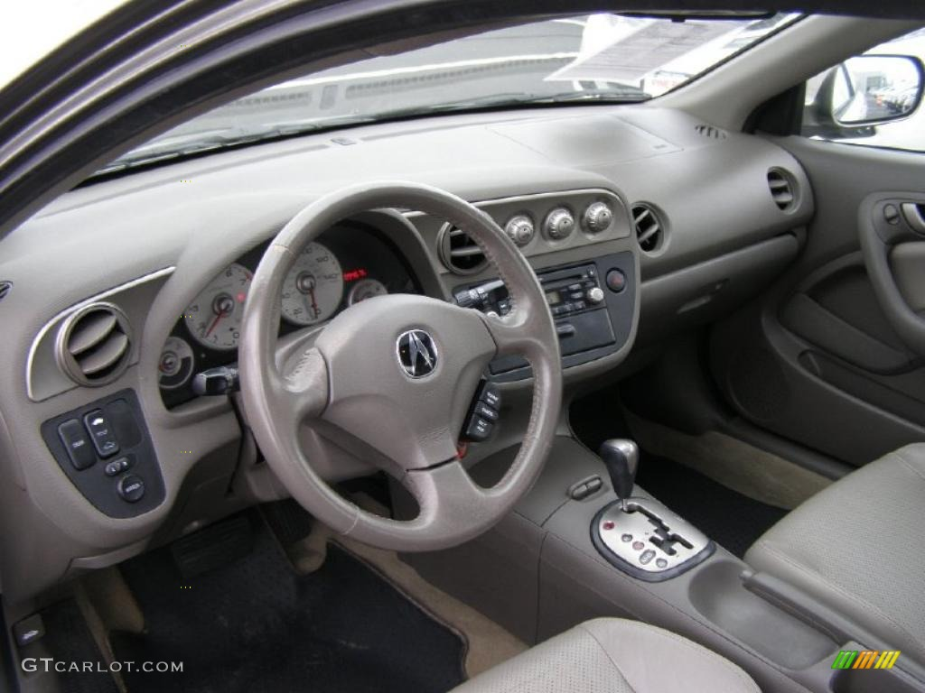 Titanium Interior Acura RSX Sports Coupe Photo - 2002 acura rsx interior