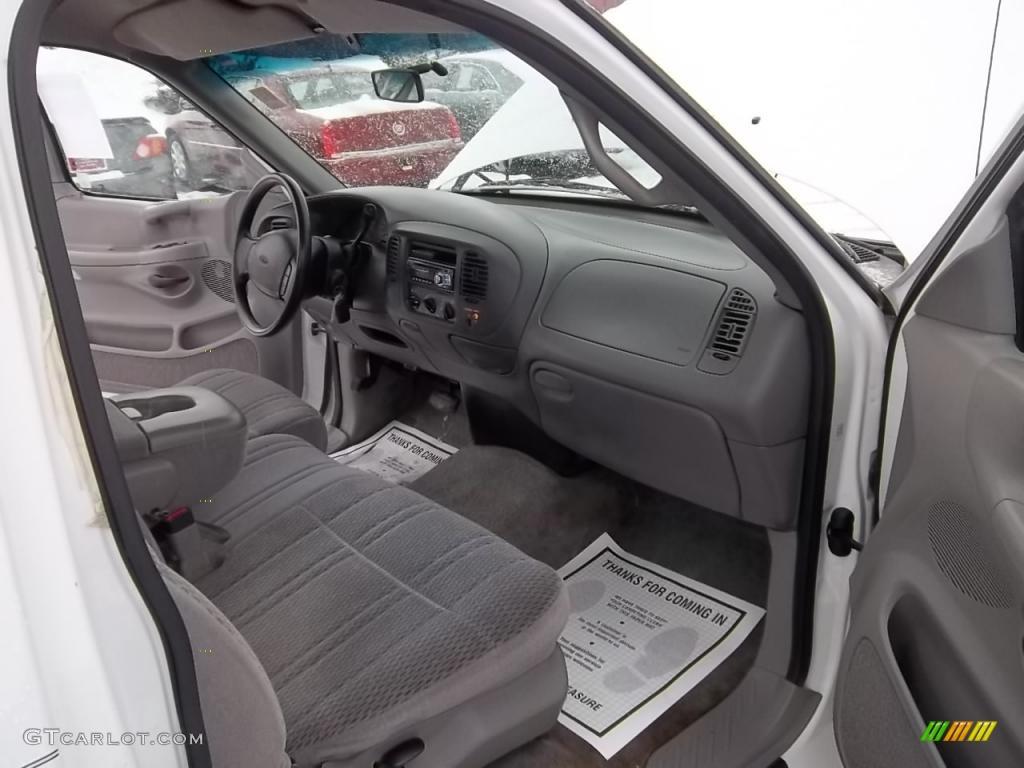 medium graphite interior 1997 ford f150 xlt regular cab. Black Bedroom Furniture Sets. Home Design Ideas