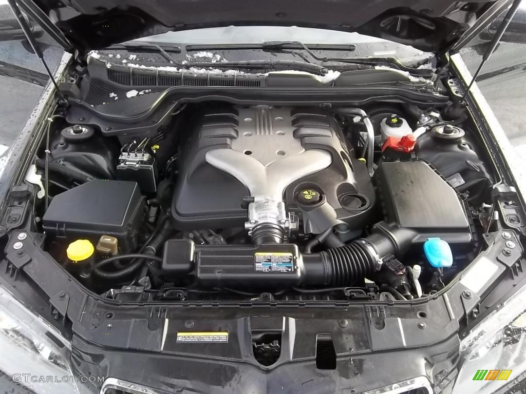2009 Pontiac G8 Sedan 3 6 Liter Dohc 24 Valve Vvt Ly7 V6 Engine Photo 43988828 Gtcarlot Com
