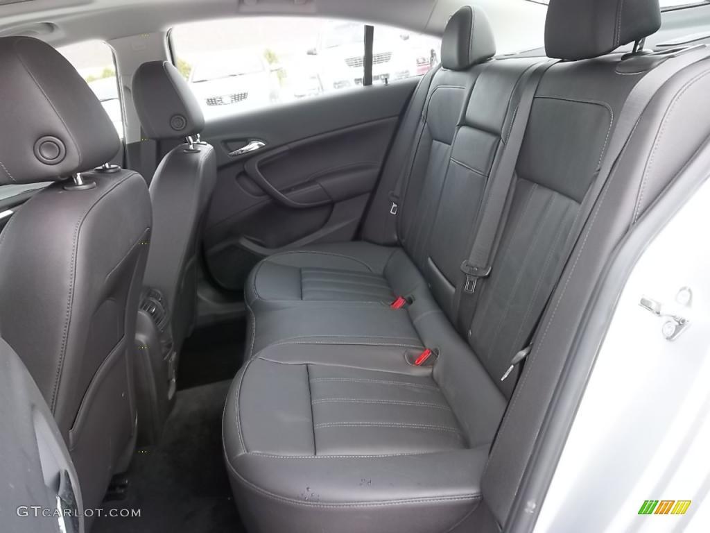 ebony interior 2011 buick regal cxl photo 43988904. Black Bedroom Furniture Sets. Home Design Ideas