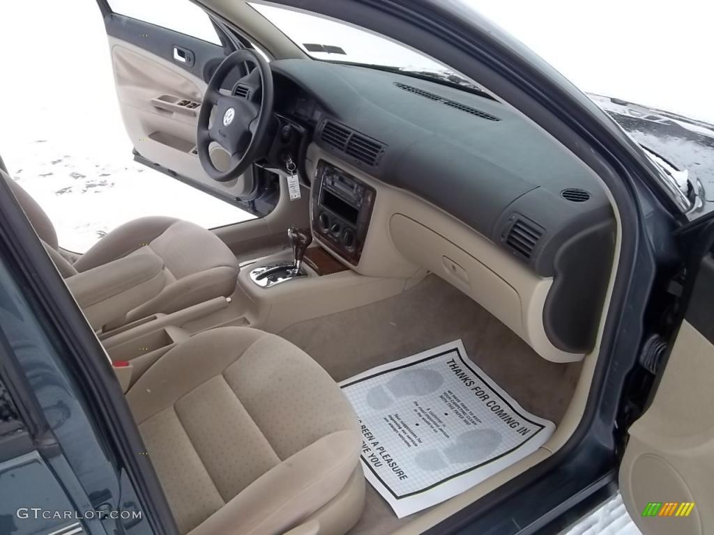 2001 volkswagen passat gls sedan interior photo 43989720 for Volkswagen passat 2000 interior