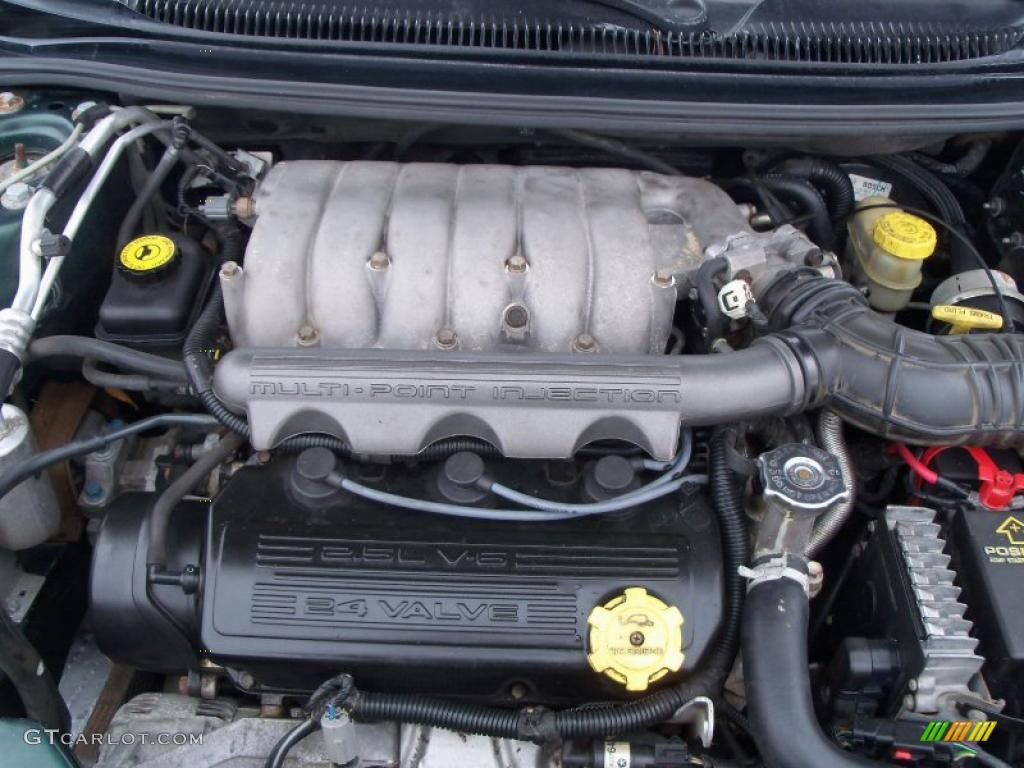 on 1998 Chrysler Sebring V6 Engine