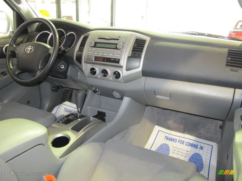 2005 Toyota Tacoma PreRunner TRD Sport Double Cab Interior ...