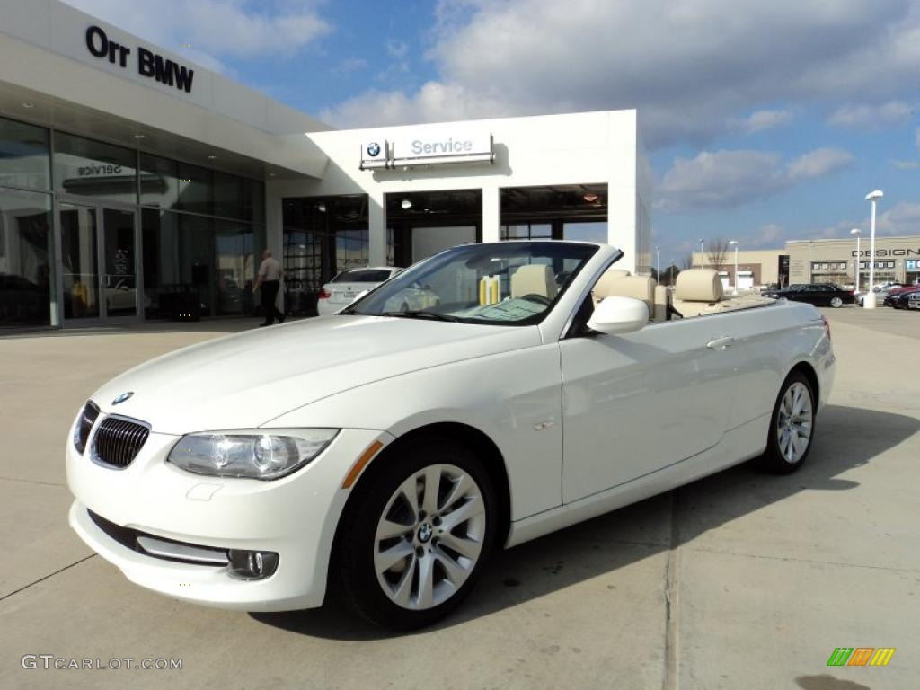 alpine white 2011 bmw 3 series 328i convertible exterior. Black Bedroom Furniture Sets. Home Design Ideas