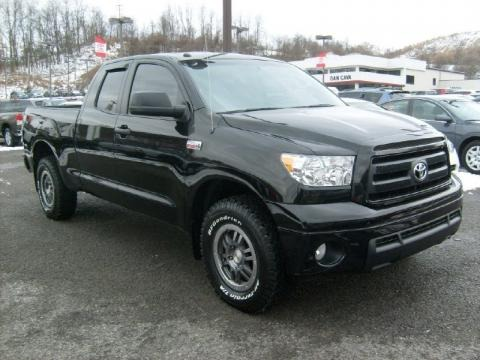 2010 Toyota Tundra TRD Rock Warrior Double Cab 4x4 Data, Info and Specs