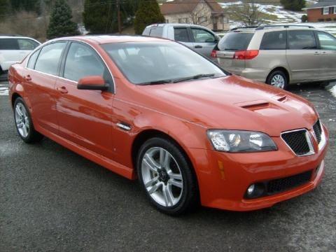 2008 Pontiac G8 Data Info And Specs Gtcarlot Com