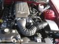 2007 Redfire Metallic Ford Mustang GT Premium Convertible  photo #23