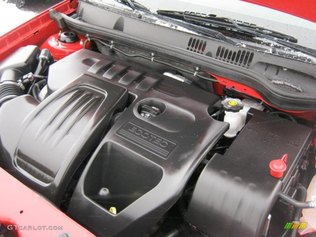 2009 Pontiac G5 Xfe 2 2 Liter Dohc 16