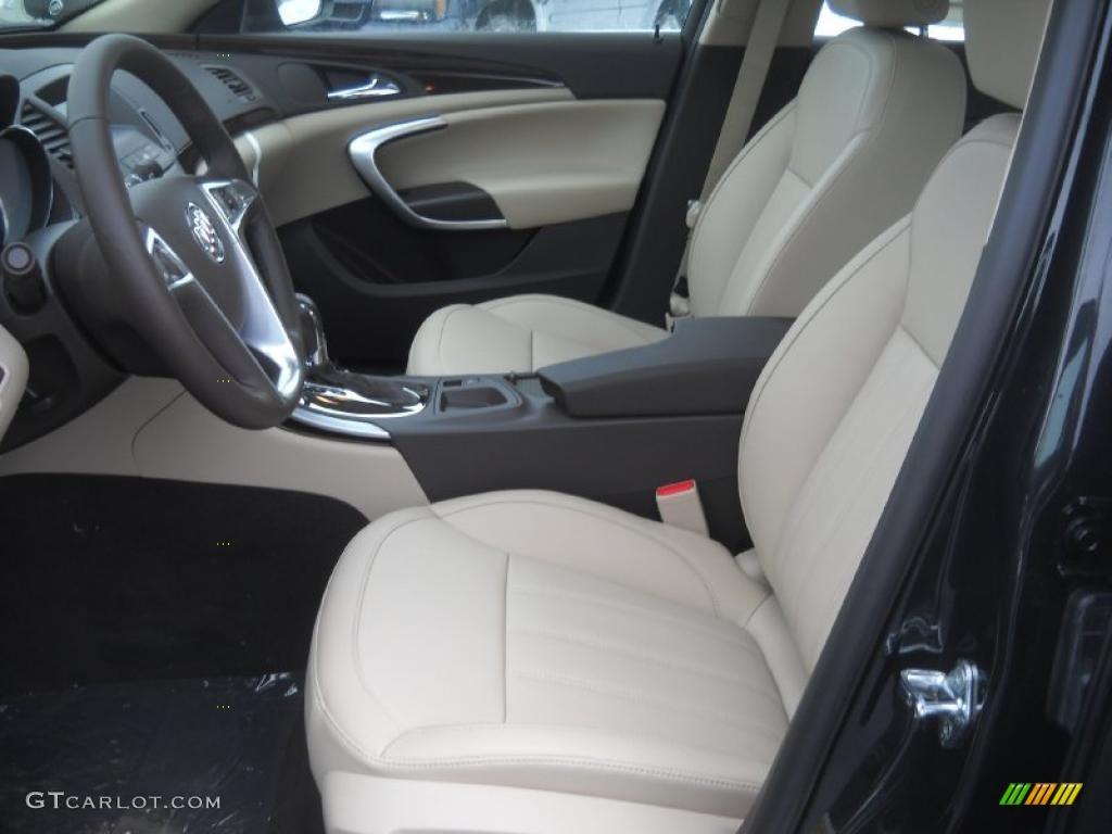 cashmere interior 2011 buick regal cxl photo 44043760. Black Bedroom Furniture Sets. Home Design Ideas