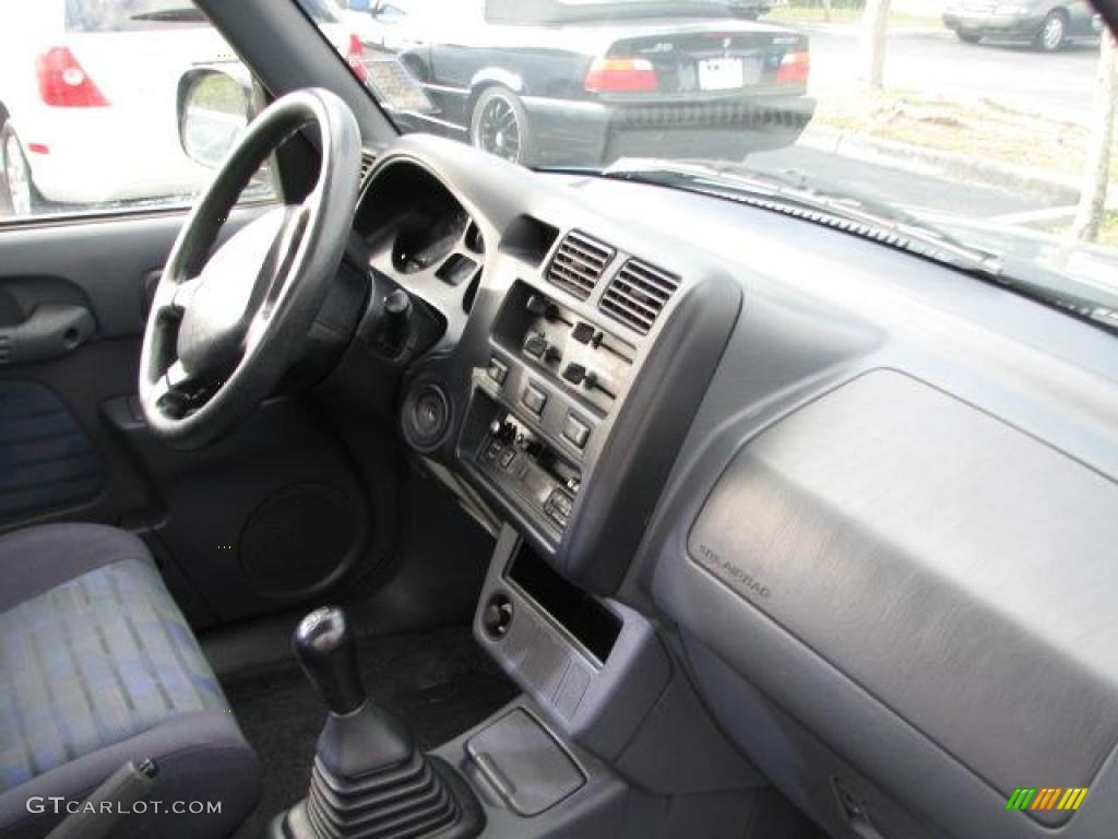 1997 Toyota Rav4 4wd Dashboard Photos