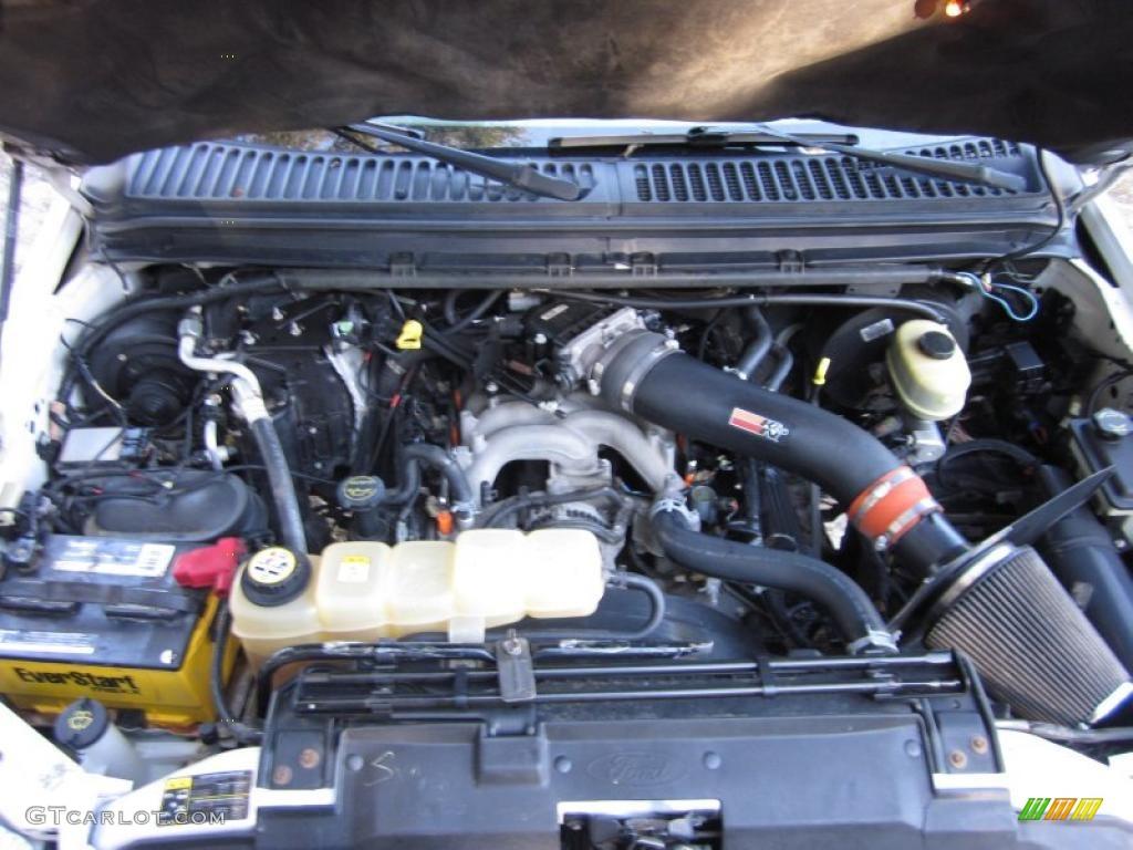 2002 Ford F250 Super Duty Lariat SuperCab 4x4 6.8 Liter ...