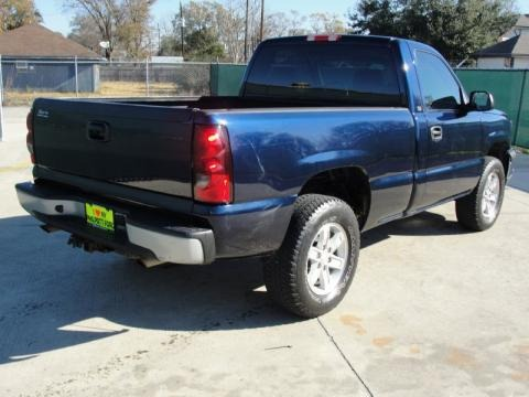 2006 chevrolet silverado 1500 lt regular cab 4x4 data. Black Bedroom Furniture Sets. Home Design Ideas