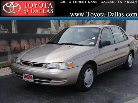 2000 toyota corolla ce data info and specs. Black Bedroom Furniture Sets. Home Design Ideas