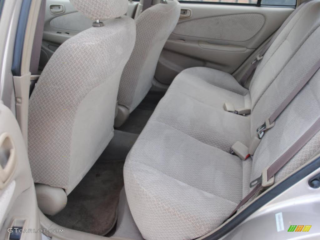 2000 Toyota Corolla Ce Interior Photo 44089560