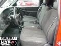 2005 Victory Red Chevrolet Silverado 1500 Regular Cab  photo #10