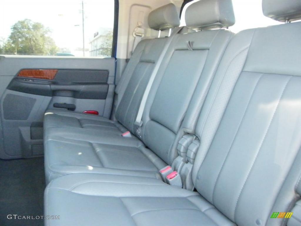 2007 Dodge Ram 1500 Laramie Mega Cab 4x4 Interior Photo 44117666