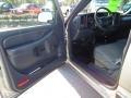 2000 Light Pewter Metallic Chevrolet Silverado 1500 Regular Cab 4x4  photo #4