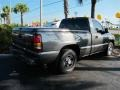 2002 Medium Charcoal Gray Metallic Chevrolet Silverado 1500 Work Truck Regular Cab  photo #2