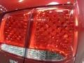 2011 Spicy Red Kia Sorento EX  photo #14