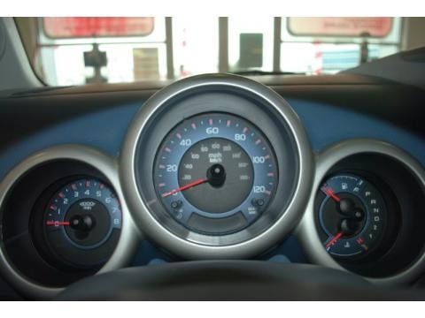 2003 Honda Element Dx. 2003 Honda Element DX Gauges