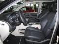 2011 Town & Country Limited Black/Light Graystone Interior