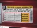 2011 Red Candy Metallic Ford Fusion SE V6  photo #33