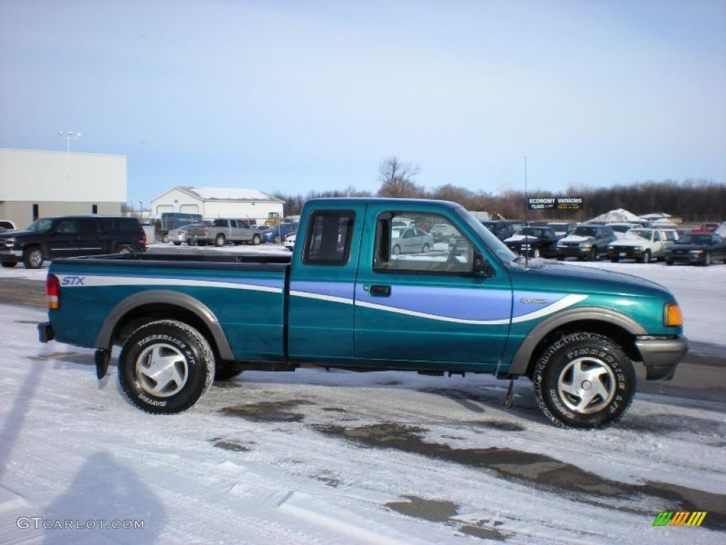 1993 ford ranger stx extended cab 4x4 exterior photos. Black Bedroom Furniture Sets. Home Design Ideas